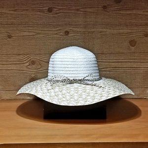 Accessories - Womens Floppy Brimmed Hat